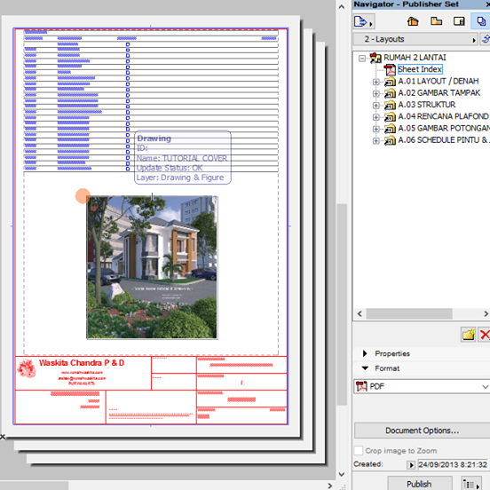 tutorial render archicad vray5